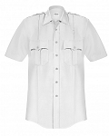 PARAGON PLUS POPLIN SHORT SLEEVE SHIRTS -  MEN'S (OFFICERS)